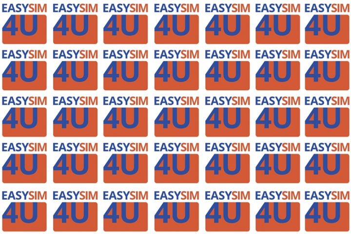 EasySim 4U Chip Internacional –Pré-pago