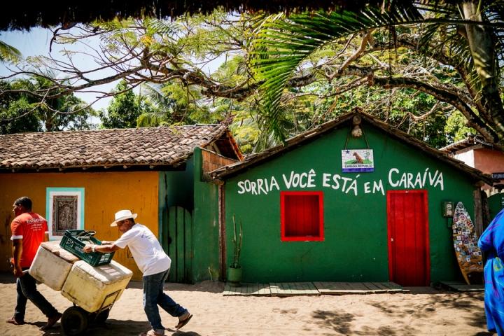 Dicas de Caraíva –Bahia
