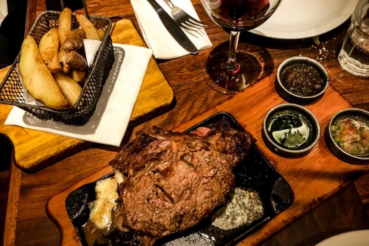 Onde comer em Bariloche –Argentina
